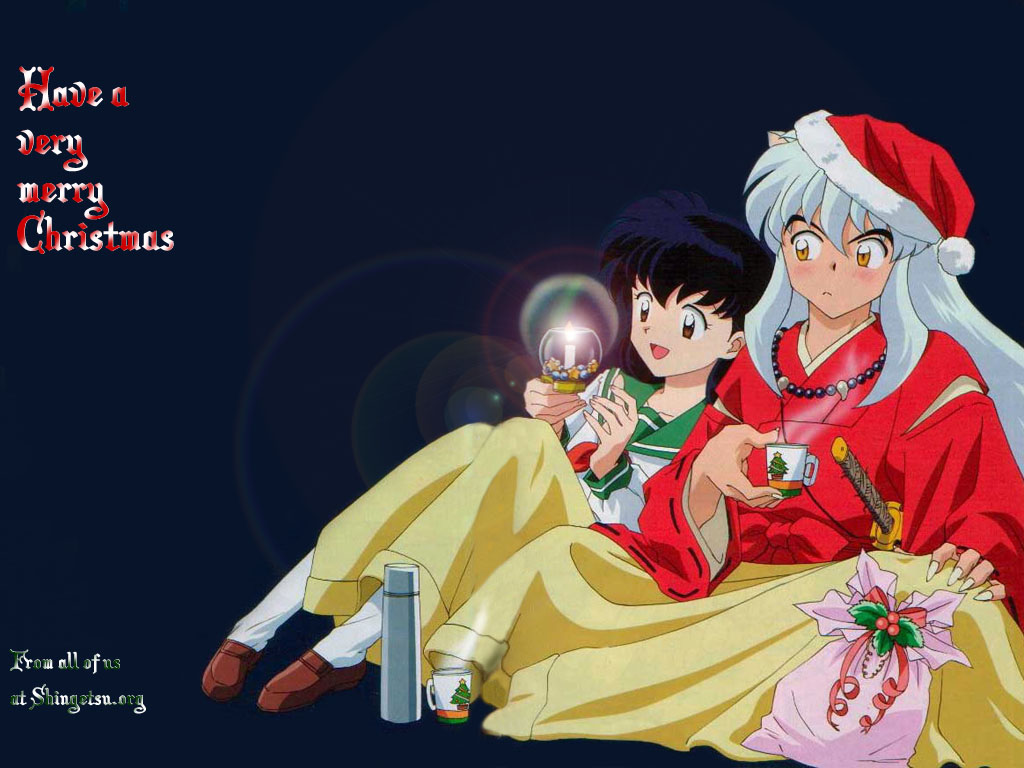 Inuyasha   The Notes of the Moonlight Marionette